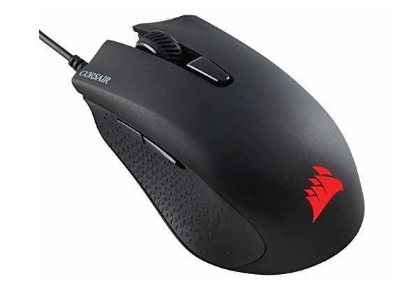 5. CORSAIR HARPOON - RGB Gaming Mouse - Lightweight Design - 6,000 DPI Optical Sensor