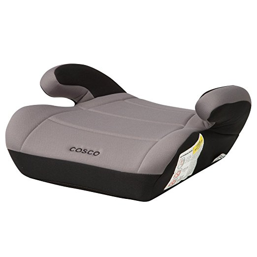 5. Cosco Topside Booster Car Seat - Easy to Move, Lightweight Design (Leo)