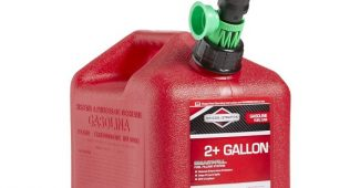 7. Briggs & Stratton Smart-Fill 2+ Gallon Gas Can