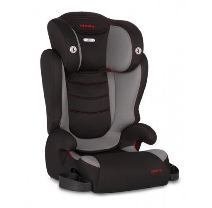 8. Diono Cambria Highback Booster Car Seat, Graphite