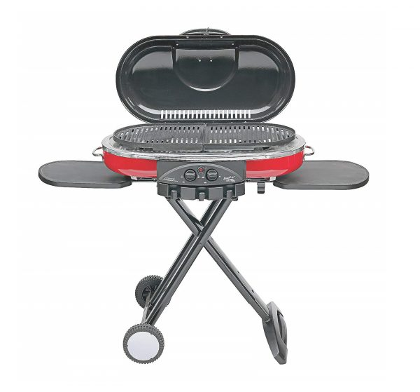 2. Coleman Road Trip Propane Portable Grill LXE