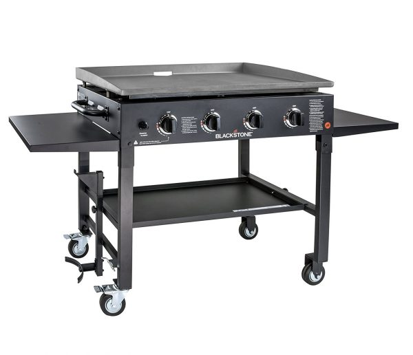 3. Blackstone 36 inch Outdoor Flat Top Gas Grill Griddle Station