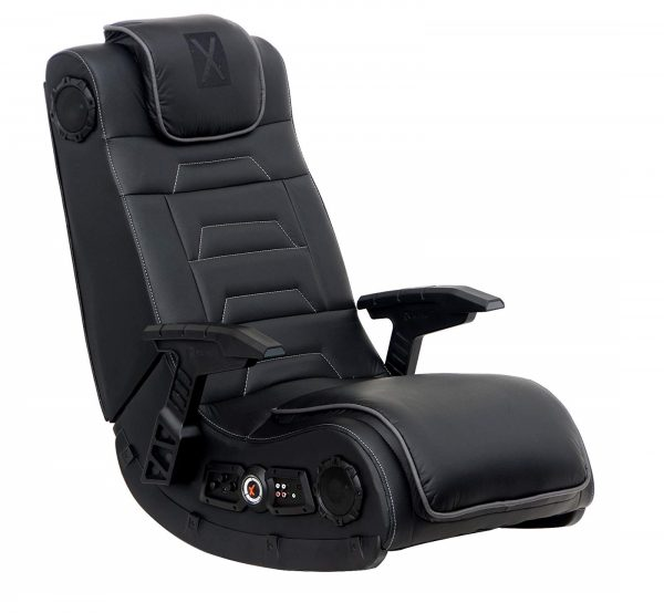 3. X Rocker 51259 Pro H3 4.1 Audio Gaming Chair, Wireless