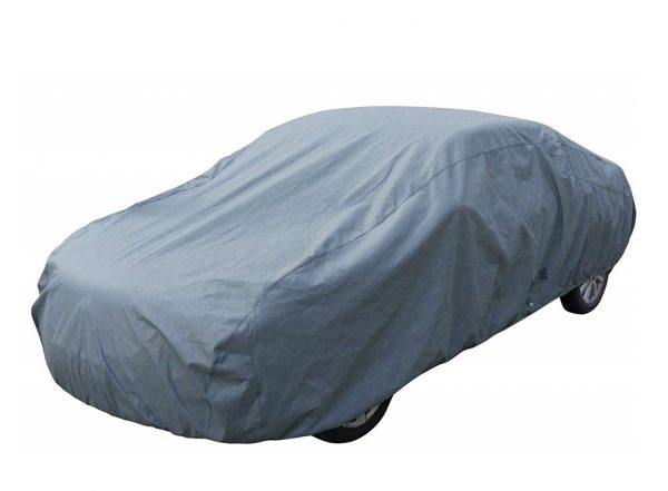 4. Leader Accessories Premium Car Cover 100% Waterproof Fit Car's Length Up To 200