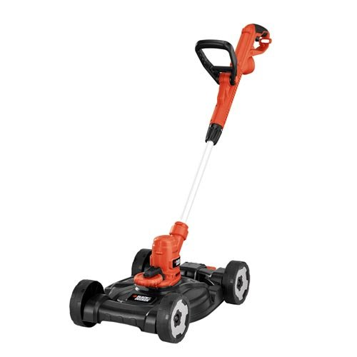 8. BLACK+DECKER MTE912 12-Inch Electric 3-in-1 Trimmer