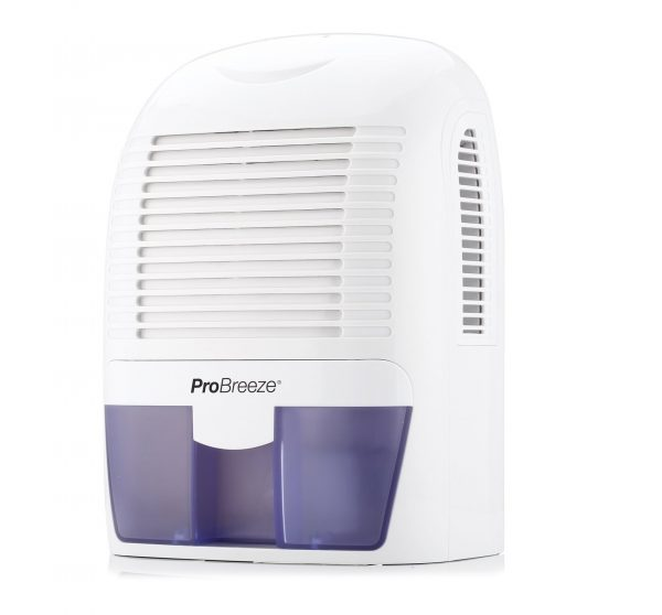8. Pro Breeze PB-03-US Electric Mini Dehumidifier, 2200 Cubic Feet