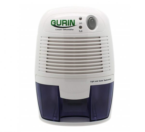 9. Gurin Thermo-Electric Dehumidifier - 1100 Cubic Feet