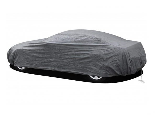 9. OxGord Premium Car Cover - In-Door 2 Layers