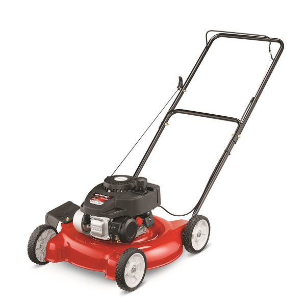 9. Yard Machines 140cc 20-Inch Push Mower