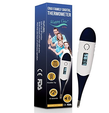 1.​Best FDA Fast 10 sec reading digital medical Thermometers for oral