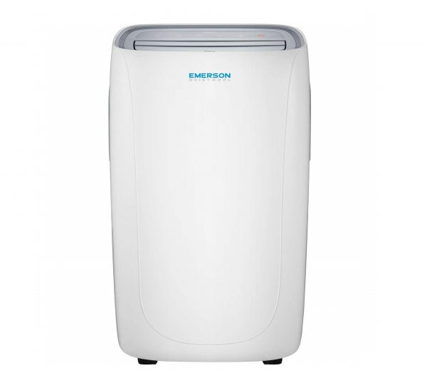 10. Emerson Quiet Kool EAPC14RD1 Portable Air Conditioner with Remote Control for Rooms up to 350-Sq. Ft.