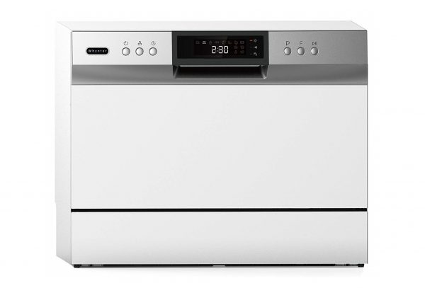 10. Whynter CDW-6831WES Energy Star Countertop Portable Dishwasher