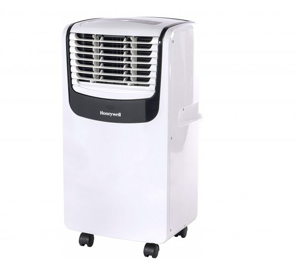 2. Honeywell MO08CESWK Compact Portable Air Conditioner with Dehumidifier
