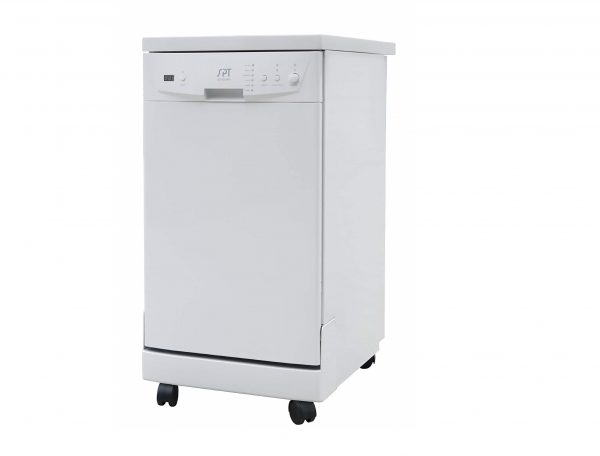 2. SPT SD-9241W Energy Star Portable Dishwasher