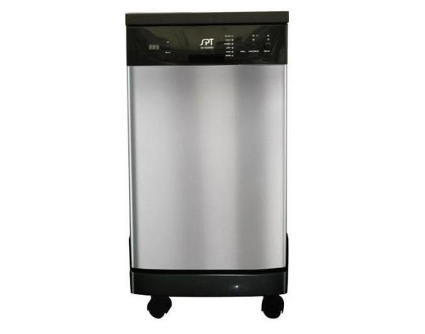 3. SPT SD-9241SS Energy Star Portable Dishwasher