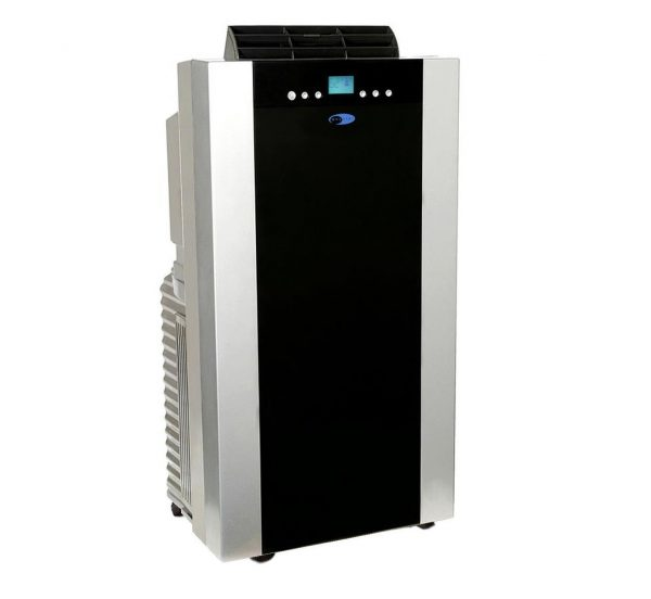 3. Whynter ARC-14S 14,000 BTU Dual Hose Portable Air Conditioner