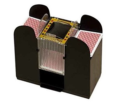 6. CHH 6-Deck Card Shuffler