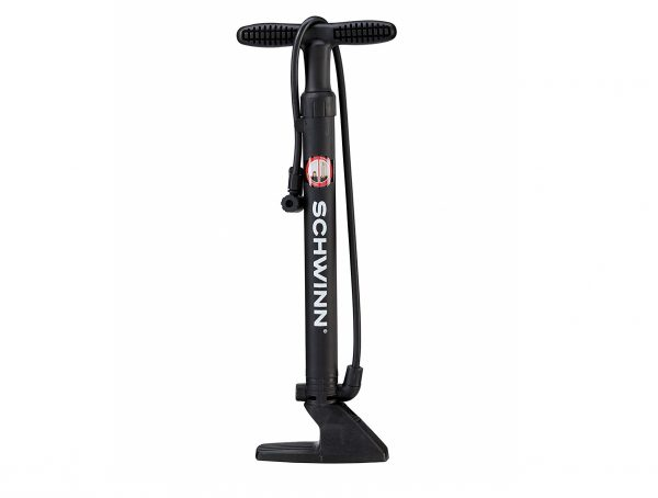 6. Schwinn Bicycle Floor Pump (16-Inch)