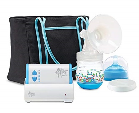 6. The First Years Sole Expressions Single Electric Breast Pump