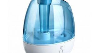7. TaoTronics TT-AH009 Ultrasonic Cool Mist Humidifiers for Baby Room