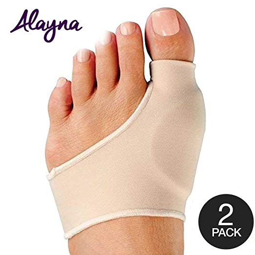 1. Bunion Corrector and Bunion Relief Sleeve with Gel Bunion Pads Cushion Splint Orthopedic Bunion Protector