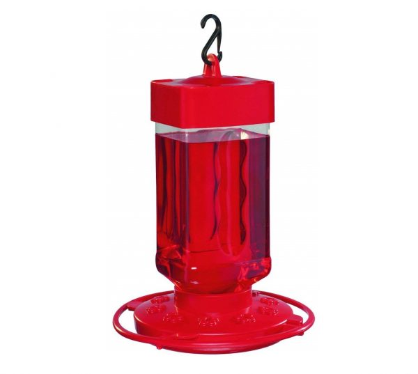 1. First Nature 3055 32-ounce Hummingbird Feeder