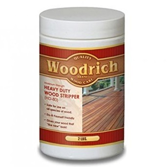 10. Heavy Duty Wood Stripper & Wood Cleaner for Wood Decks- Best Deck Stain Removers