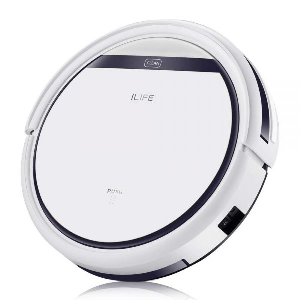 10. ILIFE V3s Pro Robotic Vacuum, Newer Version of V3s