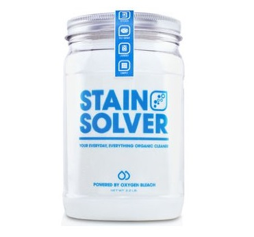 3. Stain Solver Oxygen Bleach Cleaner (2.2 Pounds)