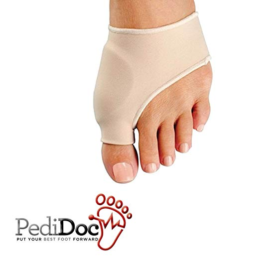 5. Bunion Corrector and Bunion Relief Sleeve with Gel Pad Cushion Bunion Protector