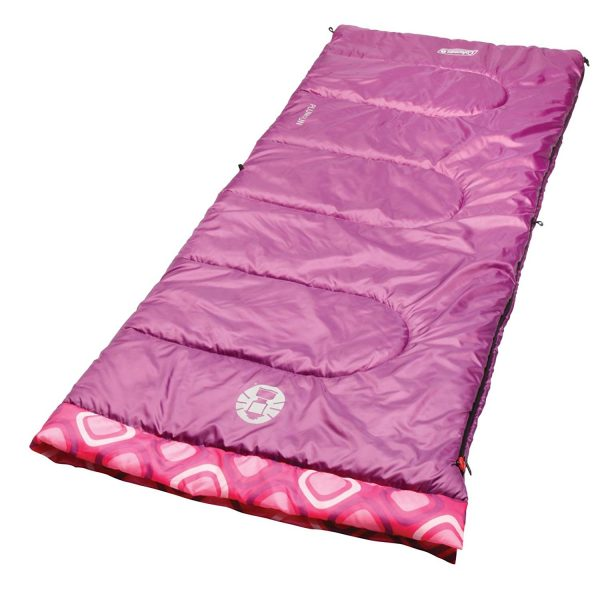5. Coleman Youth 45 Degree Sleeping Bag