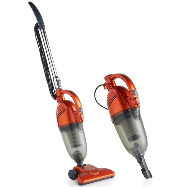5. VonHaus 2 in 1 Corded Lightweight Stick Vacuum Cleaner