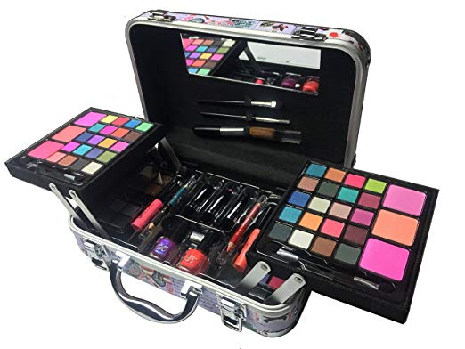 Best Value: BR Trunk Case Top Rated Best Makeup Kits for Professional