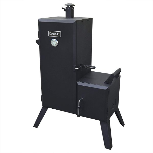 6. Dyna-Glo DGO1176BDC-D Charcoal Offset Smoker