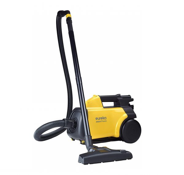 6. Eureka Mighty Mite Corded Canister Vacuum Cleaner, 3670G