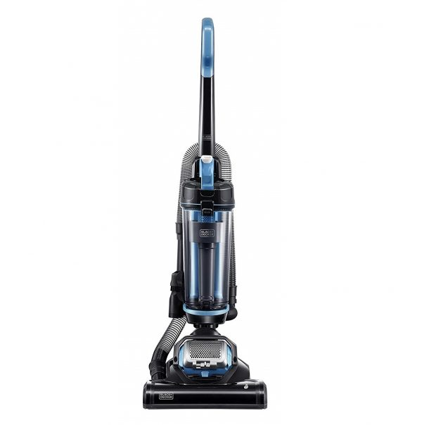 8. BLACK+DECKER BDASL202 AIRSWIVEL Ultra Light Weight Upright Vacuum Cleaner
