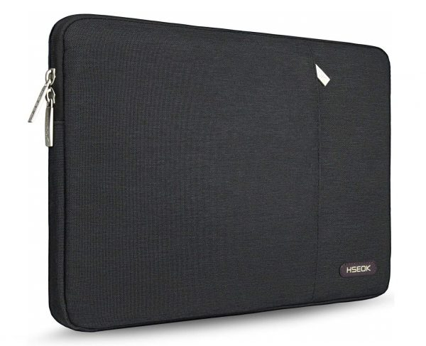 10. HSEOK 13-13.3 Inch Laptop Sleeve Case, Environmental-Friendly Spill-Resistant Sleeve for 13-Inch MacBook Air