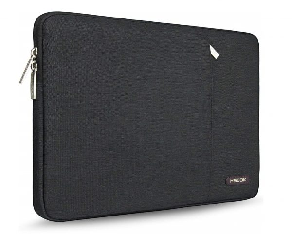 10. HSEOK 15.6-Inch Laptop Case Sleeve, Environmental-Friendly Spill-Resistant Case for 15.4-Inch MacBook Pro
