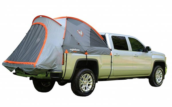 2. Rightline Gear 110730 Full-Size Standard Truck Bed Tent 6.5