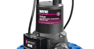 2. WAYNE 57729-WYNP WAPC250 Automatic, Water Removal Pool Cover Pump