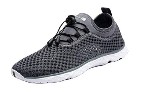 2. Zhuanglin Men's Quick Drying Aqua Water Shoes