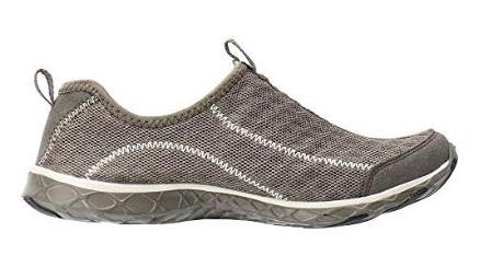 3. ALEADER Men's Mesh Slip on Water Shoes