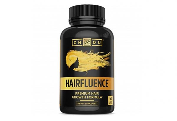 3. HAIRFLUENCE - Hair Growth Formula For Longer, Stronger, Healthier Hair
