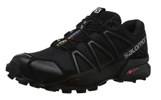 4. Salomon Men's Speedcross 4 Wide Trail Runner