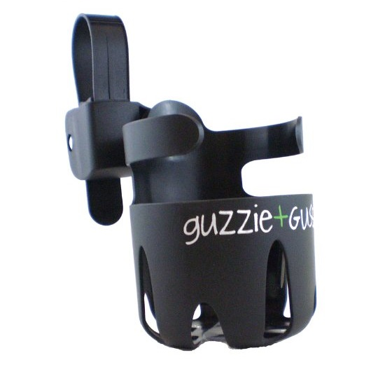 4. guzzie+Guss Universal Cup Holder, Black