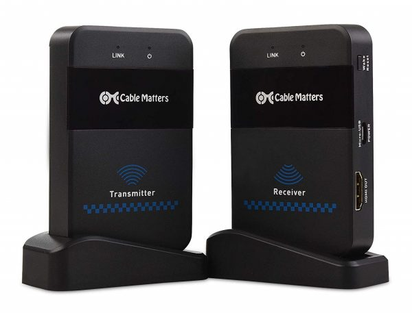 5. Cable Matters Wireless HDMI Extender