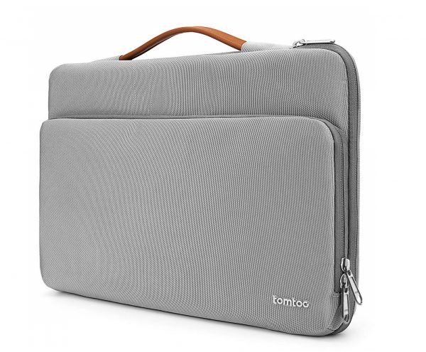 5. tomtoc Protective 13 - 13.5 Inch Laptop Sleeve Notebook Handle Bag Compatible