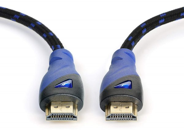 6. Aurum Ultra Series - High Speed HDMI Cable With Ethernet 20 Ft - Supports