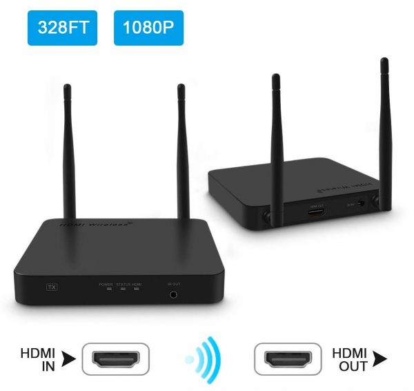 6. Wireless HDMI Extender