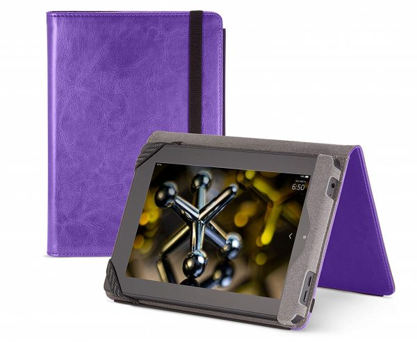 7. MarBlue Atlas Plus Case for Fire HD 7, (only fits 4th Generation Fire HD 7), Purple